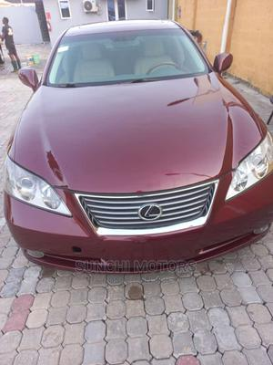 Lexus ES 2008 350 Red   Cars for sale in Lagos State, Ajah