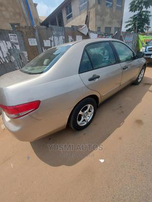 Honda Accord 2004 Coupe EX Gold | Cars for sale in Oyo State, Oluyole