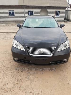 Lexus ES 2008 350 Black | Cars for sale in Abia State, Umuahia