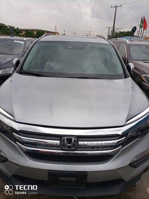 Honda Pilot 2018 EX FWD Silver | Cars for sale in Lagos State, Ikeja