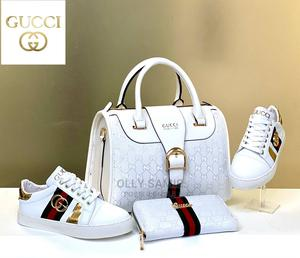 Designer's Gucci Complete Set Available for Pick Up   Bags for sale in Abuja (FCT) State, Gwarinpa