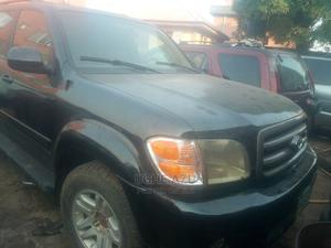 Toyota Sequoia 2005 Black | Cars for sale in Lagos State, Ikeja