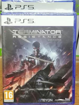 Terminator:Resistance Enhanced (PS5)   Video Games for sale in Lagos State, Lagos Island (Eko)