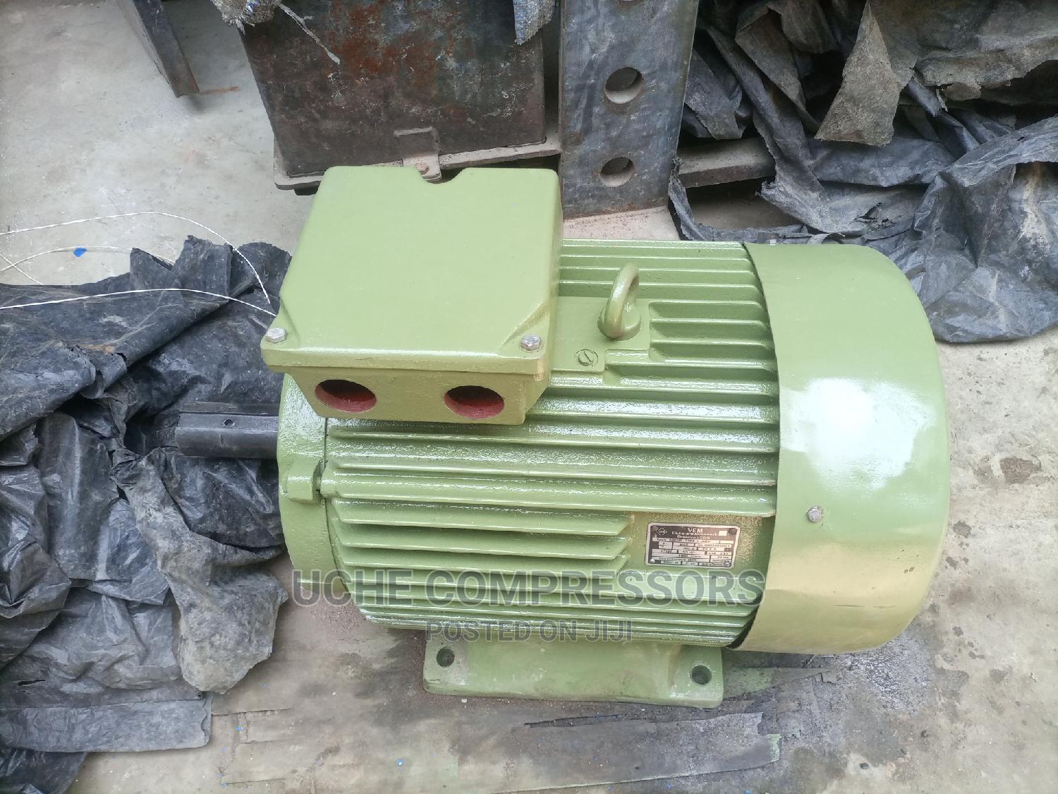 Electric Motor 40hp | Manufacturing Equipment for sale in Ojo, Lagos State, Nigeria