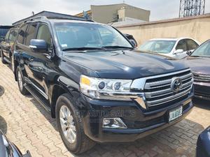 Toyota Land Cruiser 2016 4.6 V8 EXR Black | Cars for sale in Lagos State, Ikeja