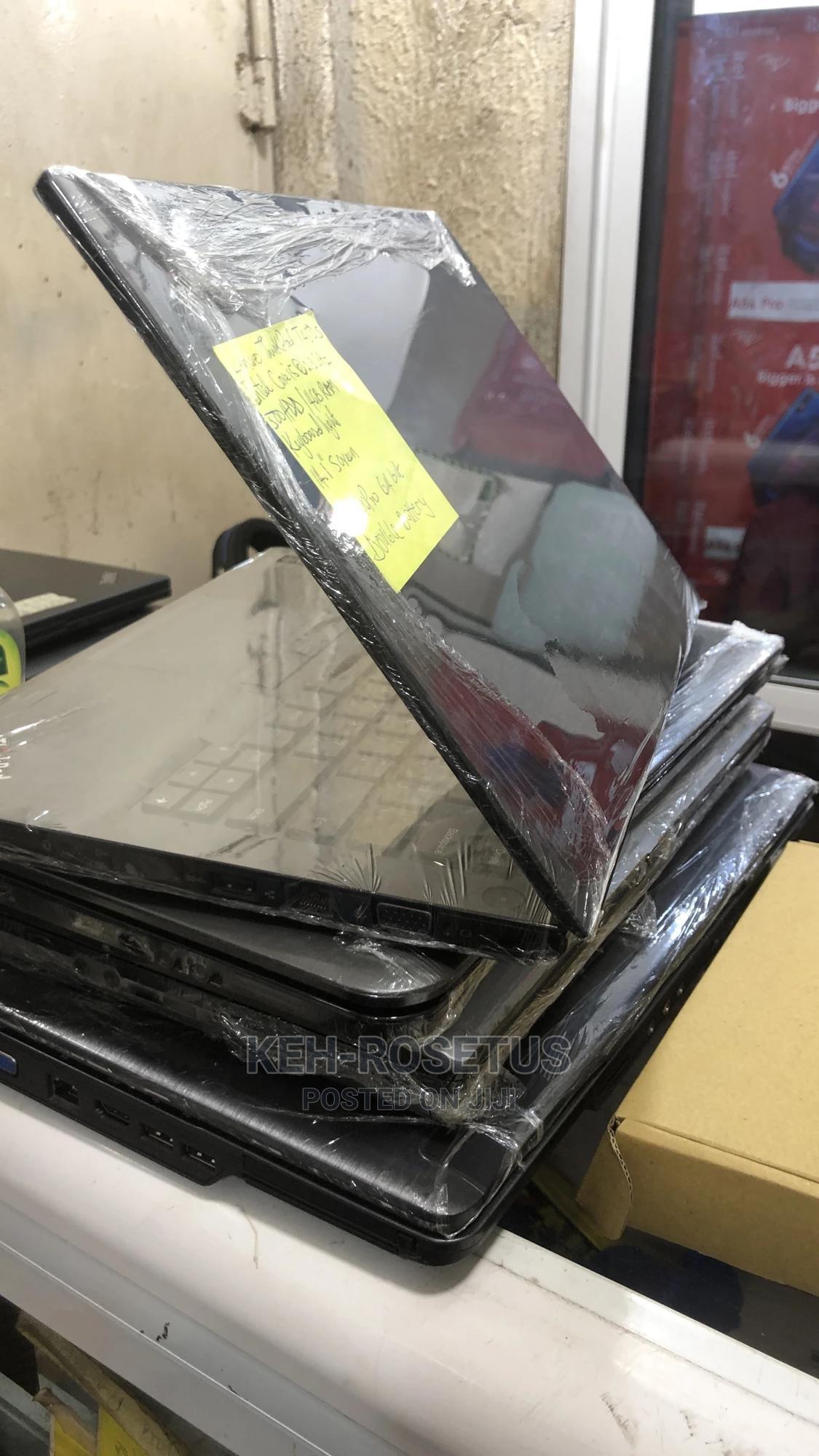 Archive: Laptop Lenovo ThinkPad T450 4GB Intel Core I5 HDD 500GB