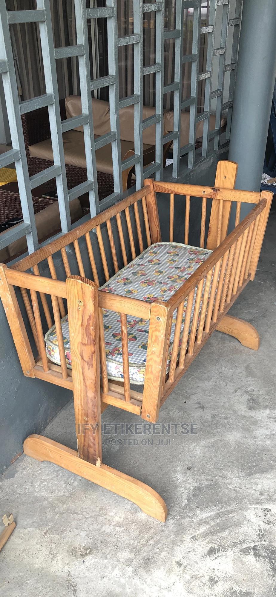 Archive: Baby Crib and Mattress