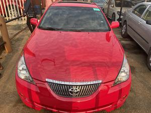 Toyota Solara 2004 Red | Cars for sale in Lagos State, Ikeja