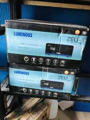 1.5kva 24v Luminous Solar Inverter | Solar Energy for sale in Lagos State, Ajah