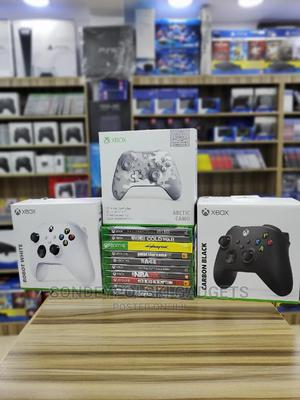 Xbox Series X/S, Xbox One, Windows 10 Controllers Games   Video Game Consoles for sale in Lagos State, Ikeja