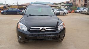Toyota RAV4 2007 2.0 D-4d 4x4 Black   Cars for sale in Lagos State, Isolo