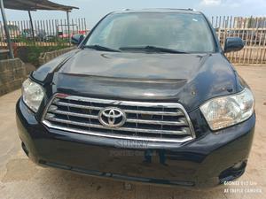 Toyota Highlander 2008 Black | Cars for sale in Lagos State, Ikeja