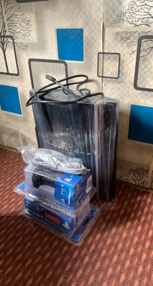 Uk Used Playstation 3 With Two Pads and Installed Games   Video Game Consoles for sale in Kwara State, Ilorin East