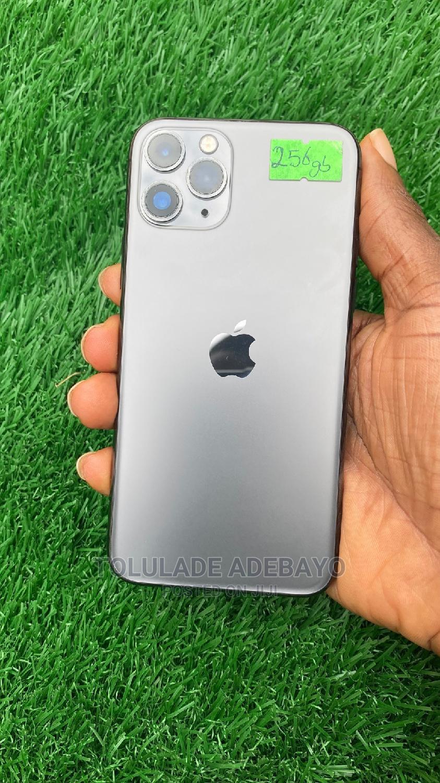 Archive: Apple iPhone 11 Pro 256 GB Black