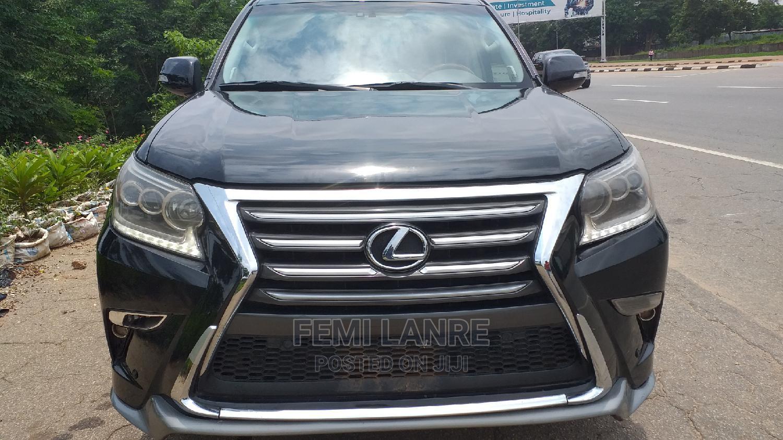 Lexus GX 2011 460 Premium Black