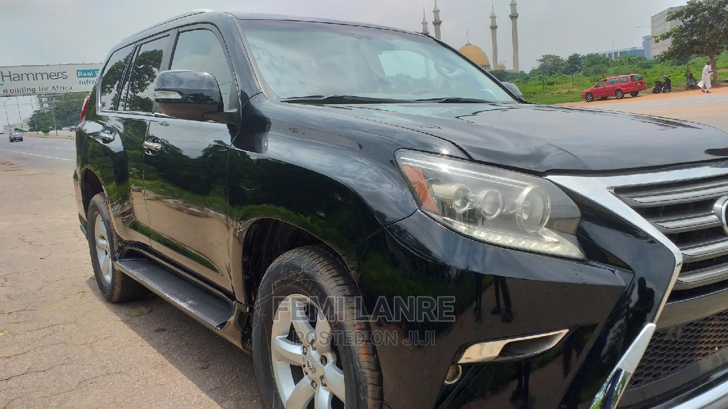 Lexus GX 2011 460 Premium Black | Cars for sale in Central Business District, Abuja (FCT) State, Nigeria