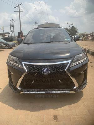 Lexus RX 2013 350 AWD Black | Cars for sale in Imo State, Owerri