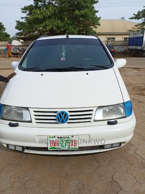 Volkswagen Sharan 2005 White   Cars for sale in Abuja (FCT) State, Karu