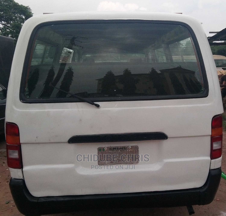 Toyota Hiace 2004 Direct Japan | Buses & Microbuses for sale in Umuahia, Abia State, Nigeria