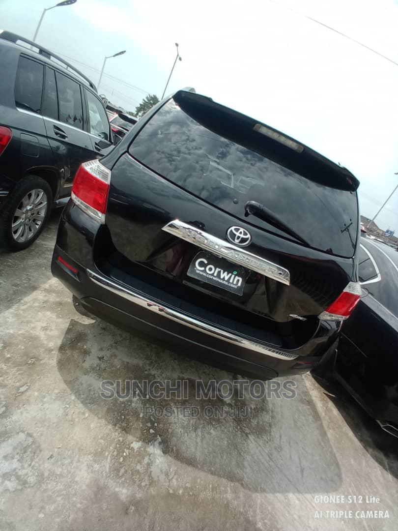 Toyota Highlander 2013 Limited 3.5l 4WD Black   Cars for sale in Lekki, Lagos State, Nigeria