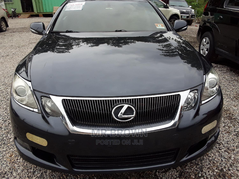Archive: Lexus GS 2009 Black