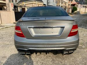 Mercedes-Benz C63 2010 Gold   Cars for sale in Lagos State, Ikeja