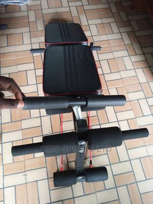Foldable Sit-Up Bench   Sports Equipment for sale in Lagos State, Lekki