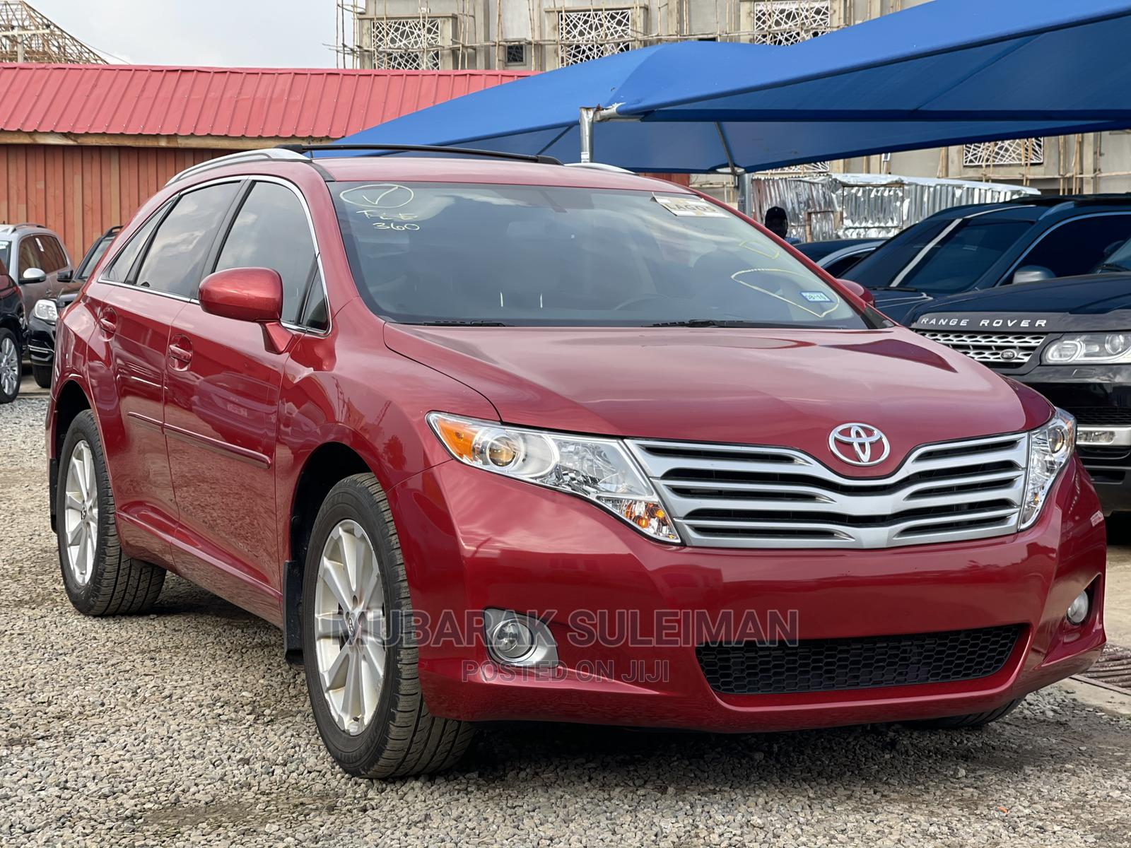 Toyota Venza 2010 Red | Cars for sale in Jahi, Abuja (FCT) State, Nigeria