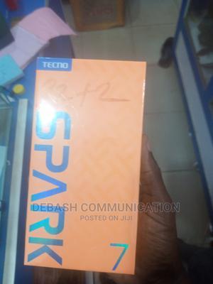 New Tecno Spark 7 32 GB Black | Mobile Phones for sale in Kaduna State, Kaduna / Kaduna State