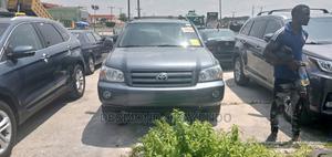 Toyota Highlander 2006 Limited V6 Blue | Cars for sale in Lagos State, Ajah