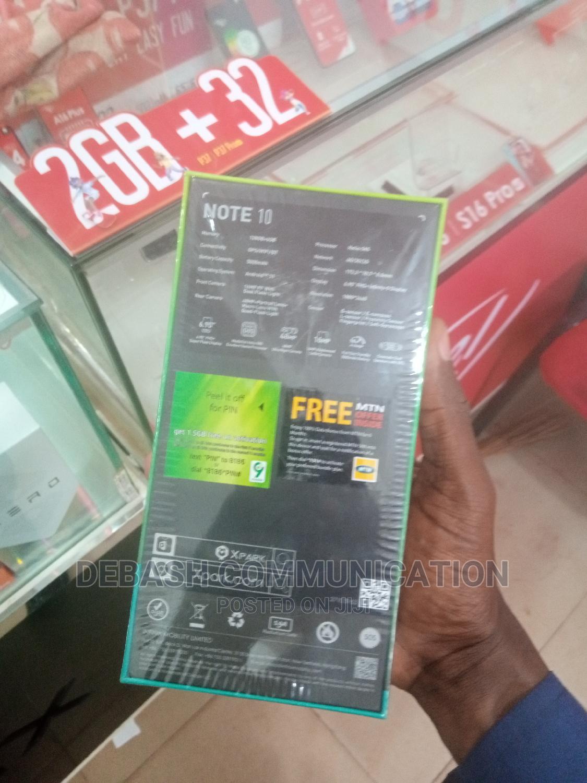 New Infinix Note 10 128 GB Black | Mobile Phones for sale in Kaduna / Kaduna State, Kaduna State, Nigeria