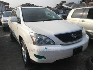 Lexus RX 2006 330 AWD White | Cars for sale in Lagos State, Apapa