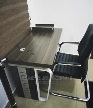 Office Table and Office Leather Chair | Furniture for sale in Lagos State, Lekki