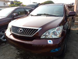 Lexus RX 2009 350 4x4 Brown   Cars for sale in Lagos State, Apapa