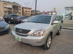Lexus RX 2005 330 Silver   Cars for sale in Lagos State, Yaba