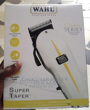 Super Tapas Professional Hair Clippers | Tools & Accessories for sale in Lagos State, Ojo