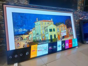 """65"""" Lg Oled Uhd 4k Smart TV   TV & DVD Equipment for sale in Lagos State, Ojo"""