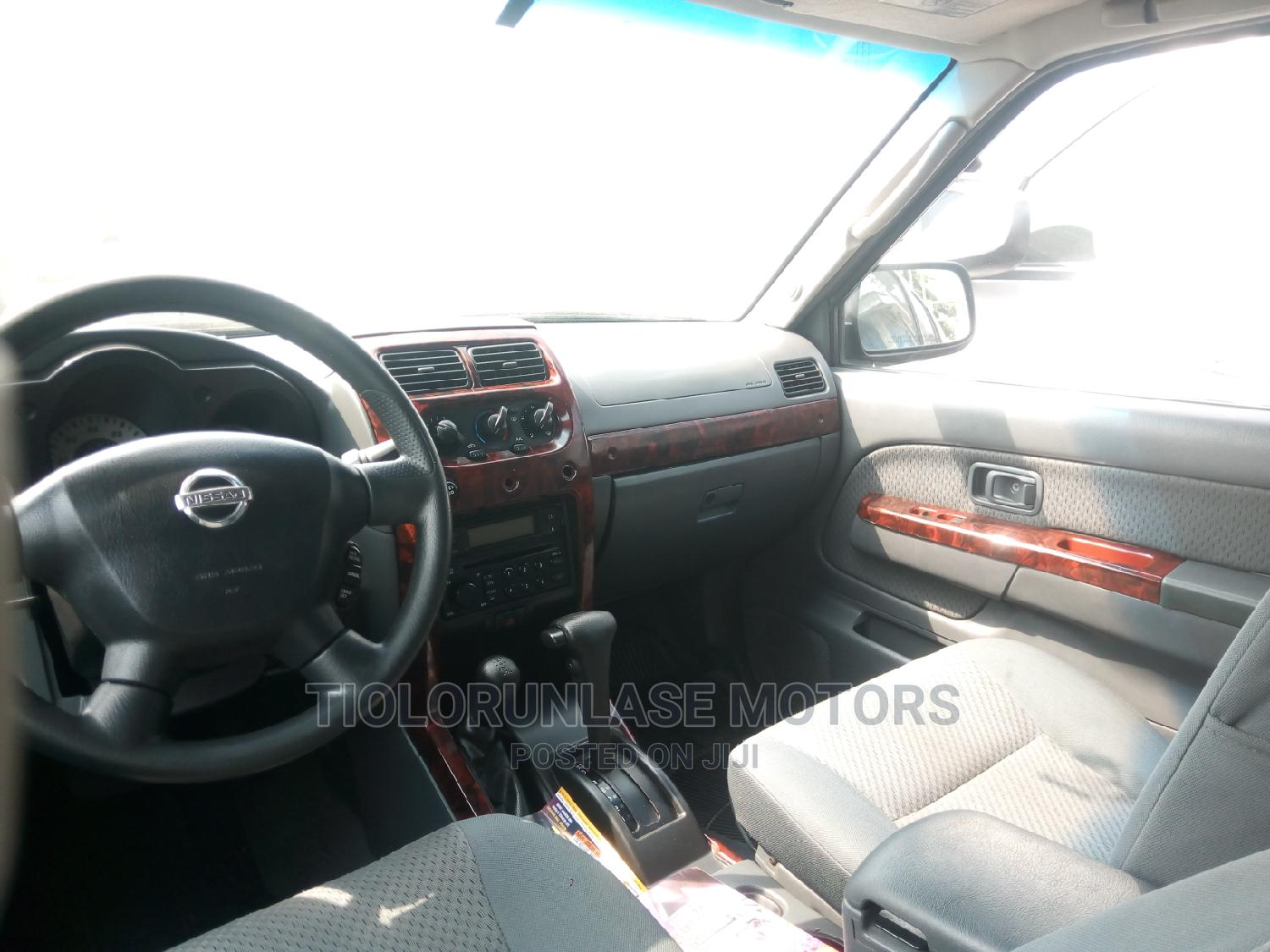 Nissan Xterra 2004 Automatic Gray   Cars for sale in Apapa, Lagos State, Nigeria