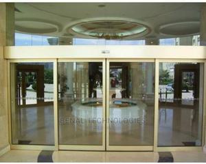 Sensor Automatic Sliding Glass Door in GWARINPA and Nigeria   Doors for sale in Abuja (FCT) State, Gwarinpa