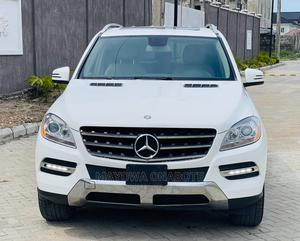 Mercedes-Benz M Class 2014 White | Cars for sale in Lagos State, Victoria Island