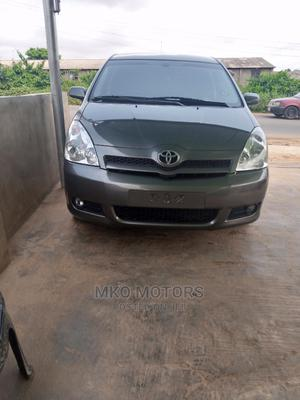 Toyota Corolla 2004 Verso 1.8 VVT-i Luna Gray | Cars for sale in Oyo State, Akinyele