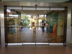 Sensor Automatic Sliding Glass Door In Wuse And Nigeria   Doors for sale in Abuja (FCT) State, Wuse