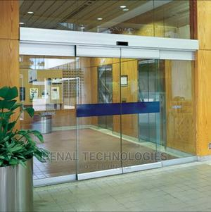 Sensor Automatic Sliding Glass Door in Wuse 2 and Nigeria   Doors for sale in Abuja (FCT) State, Wuse 2