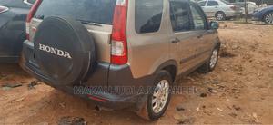 Honda CR-V 2005 Gold | Cars for sale in Lagos State, Alimosho