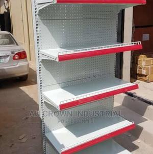 New Single Sided Supermarket Shelf | Restaurant & Catering Equipment for sale in Lagos State, Ojo