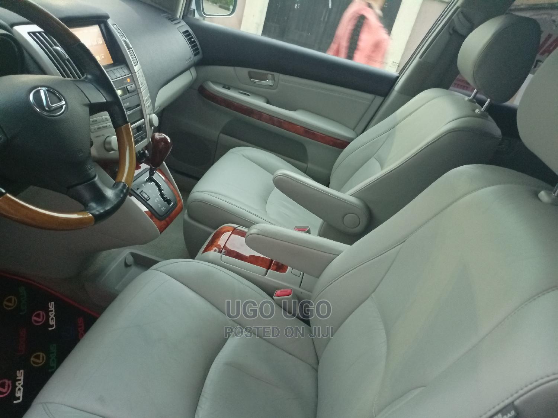 Archive: Lexus RX 2007 Blue