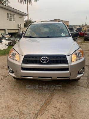 Toyota RAV4 2009 4x4 Silver   Cars for sale in Lagos State, Ikeja