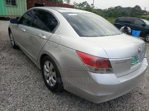 Honda Accord 2009 2.4 EX Silver | Cars for sale in Abuja (FCT) State, Katampe