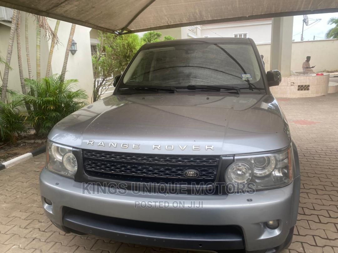 Land Rover Range Rover Sport 2011 HSE 4x4 (5.0L 8cyl 6A) Green