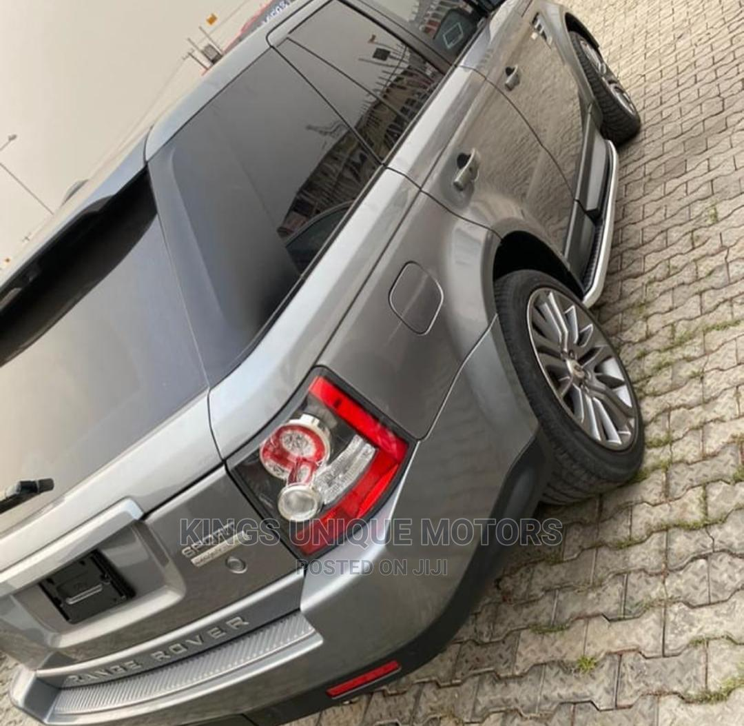 Land Rover Range Rover Sport 2011 HSE 4x4 (5.0L 8cyl 6A) Green   Cars for sale in Lekki, Lagos State, Nigeria